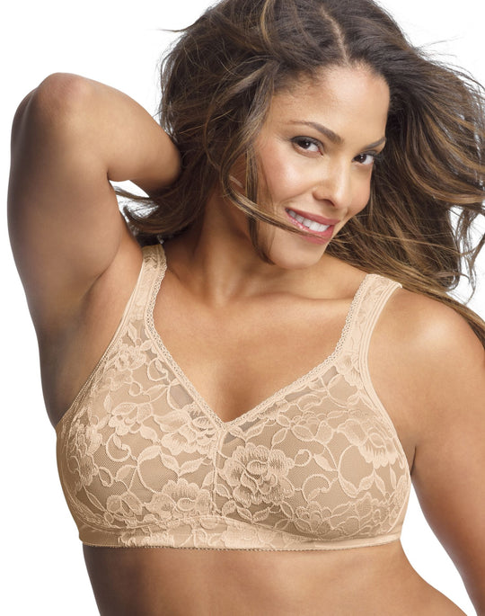 Playtex Women's 18 Hour Smooth N' Stylish Soft Cup Bra
