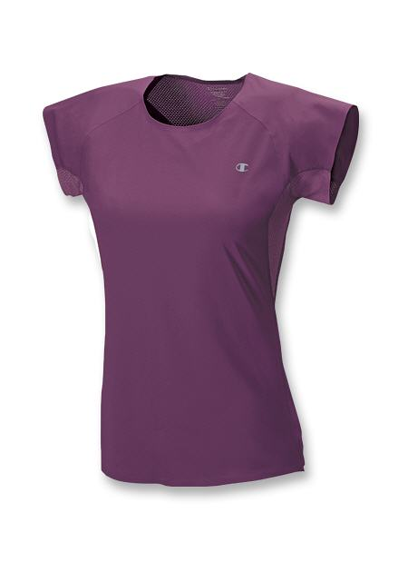 Champion Double Dry Sleek Women's T Shirt