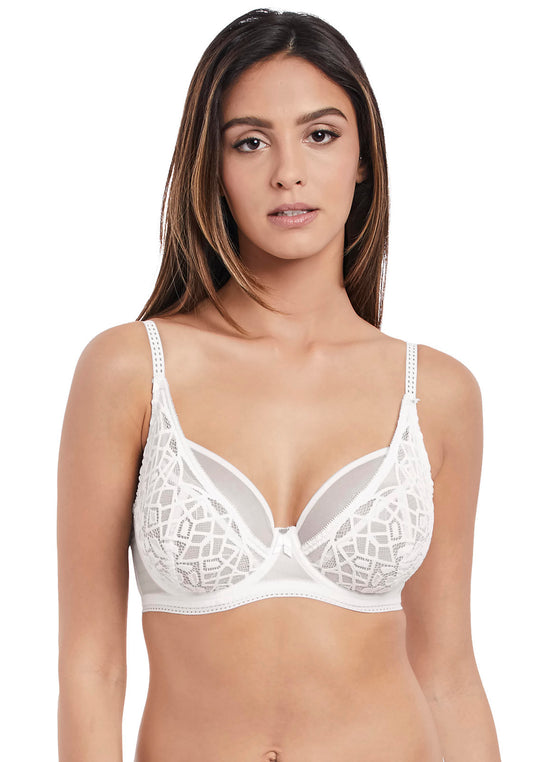 Freya Womens Soiree Lace High Apex Bra
