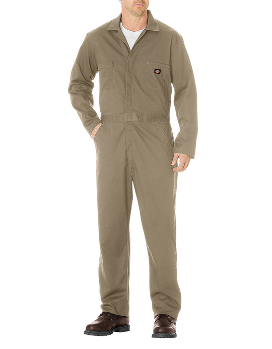 Dickies Mens Basic Cotton Coveralls