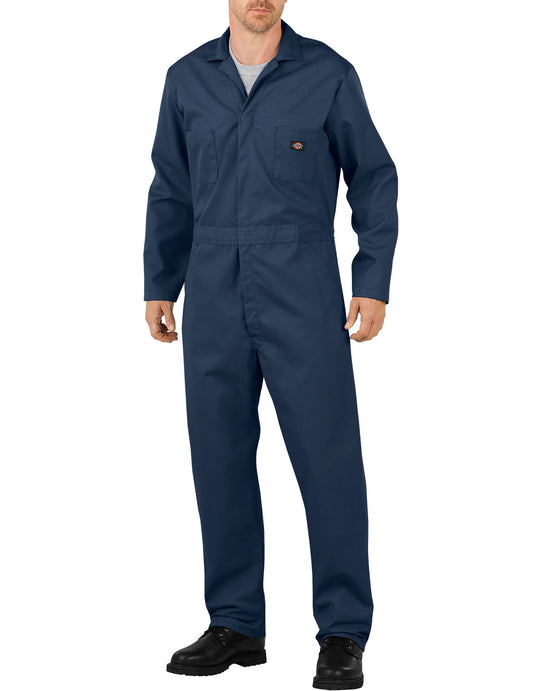 Dickies Mens Basic Blended Coveralls