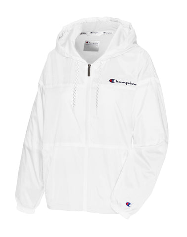 Champion Womens Stadium Colorblocked Windbreaker