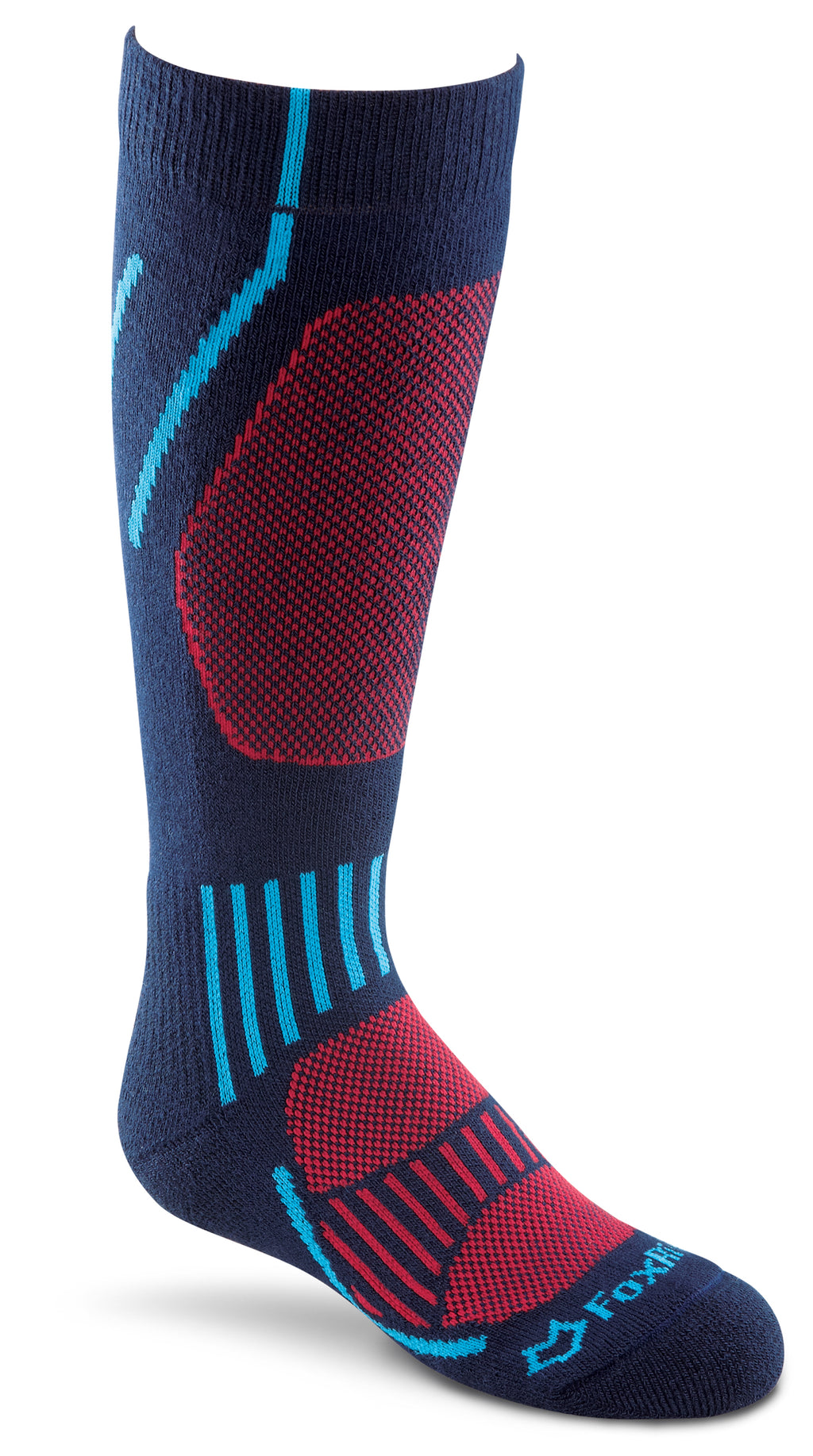 Fox River Boreal MW Kids Cold Weather Medium weight Over-the-calf Socks