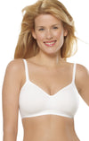Barely There Custom Flex Fit Stretch Cotton Wirefree Bra