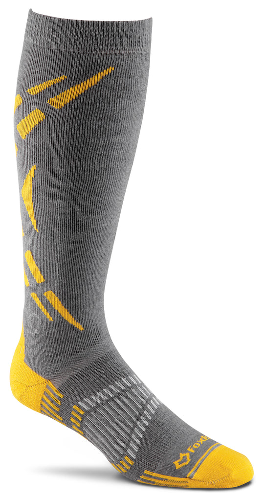 Fox River Zermatt Men`s Cold Weather Lightweight Over-the-calf Socks