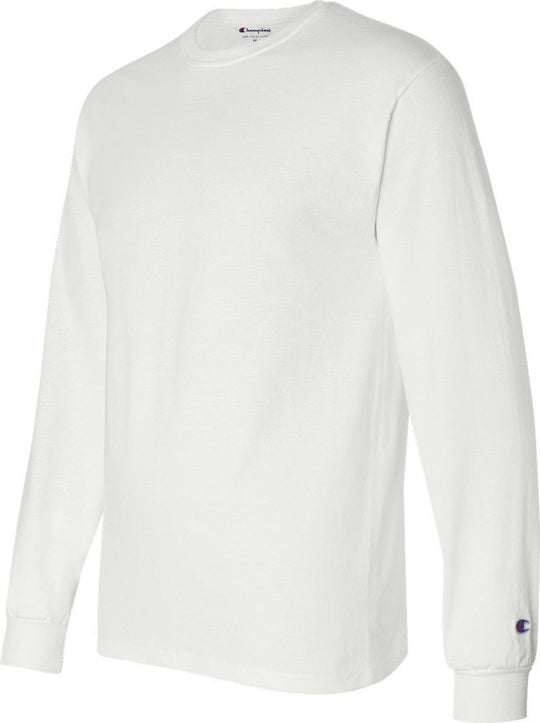 Champion Long Sleeve Tagless T-shirt