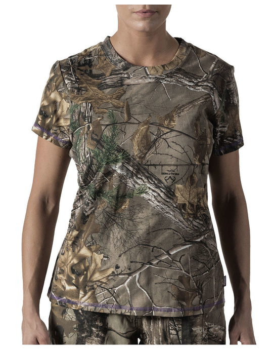 Walls Womens Hunting Short Sleeve T-Shirt