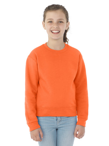 Jerzees Youth NuBlend Crew Neck Sweatshirt