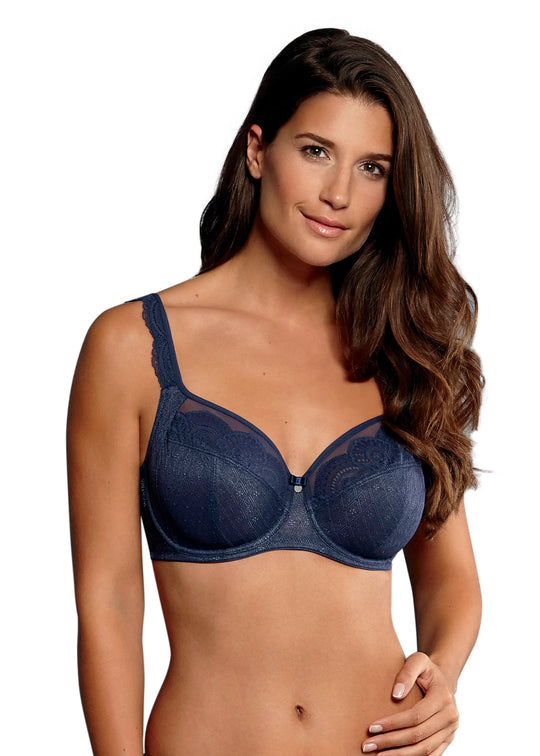 Rosa Faia Womens Selma Big Cup Underwired Bra