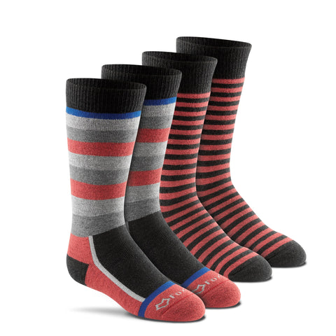 Fox River Kids Snow Day Medium Weight Over-the-Calf Sock