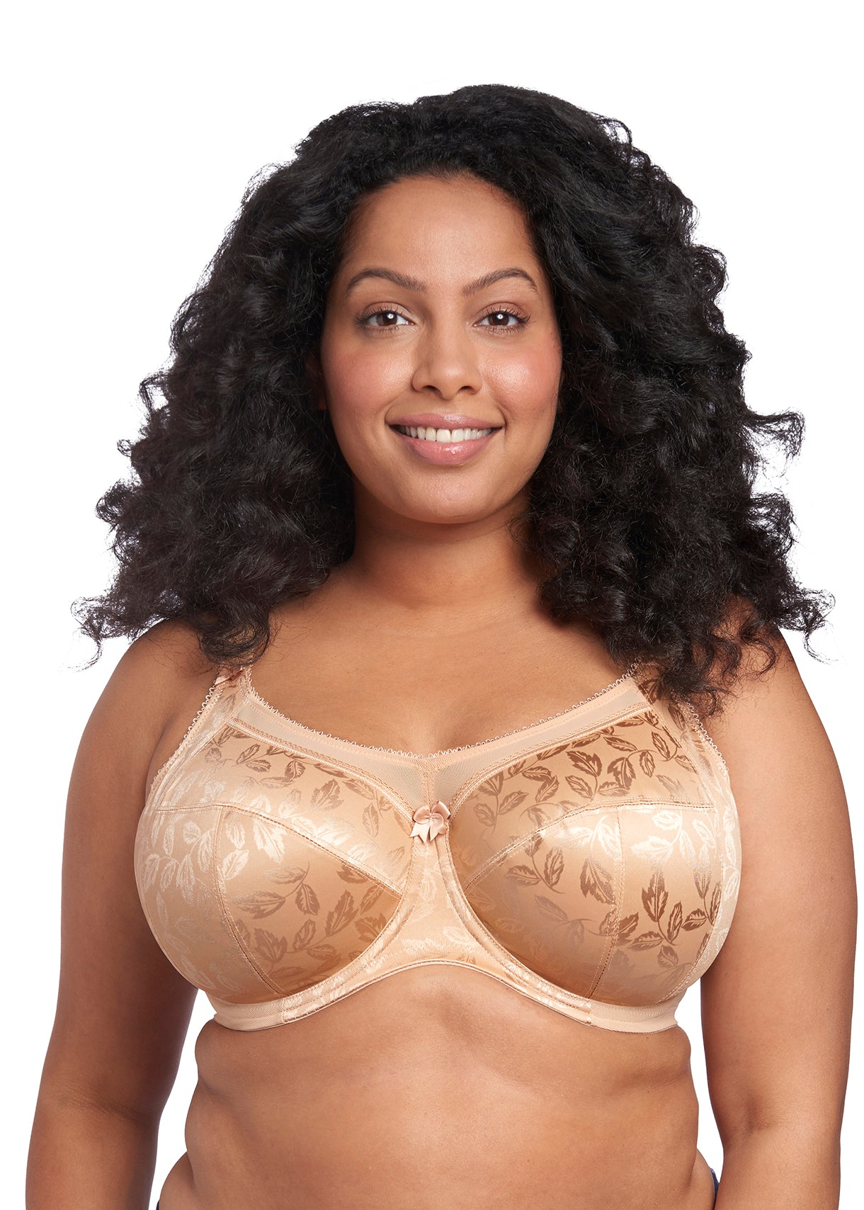 Goddess Petra Underwired Full Cup Bra 6651 New Womens Supportive Lingerie