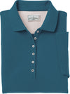 Outer Banks Womens Egyptian Diamond Knit Polo
