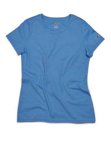 Champion Womens Short Sleeve Ring Spun T-Shirt