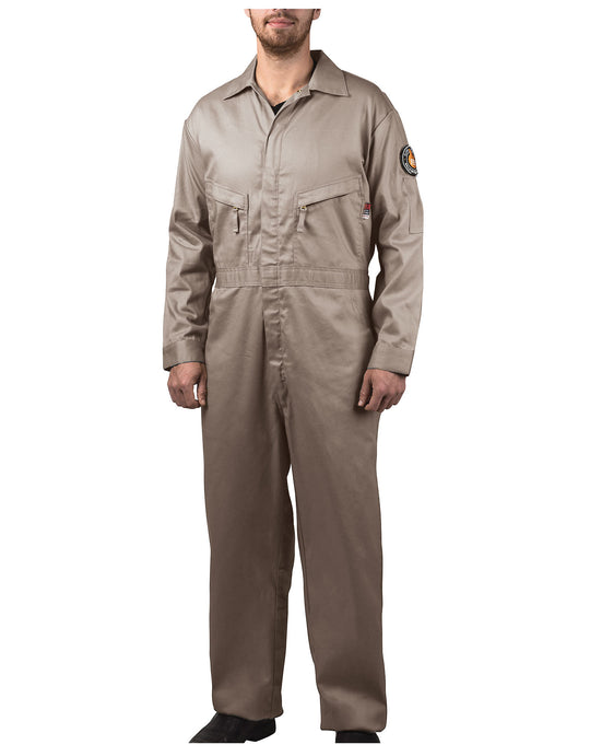 Walls Mens Flame Resistant Vent Back Coveralls