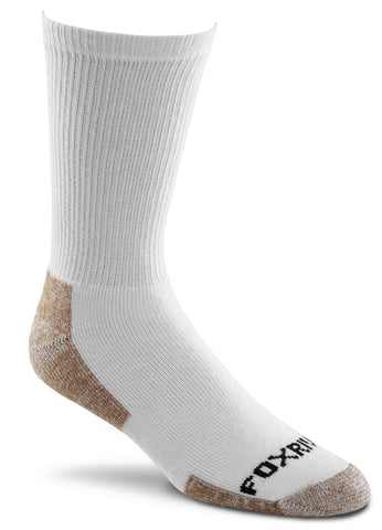 Fox River Work Men`s Medium weight Crew Socks