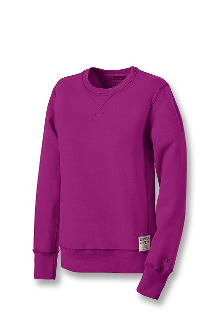 Champion Home Field Fleece Crewneck Women's Sweatshirt