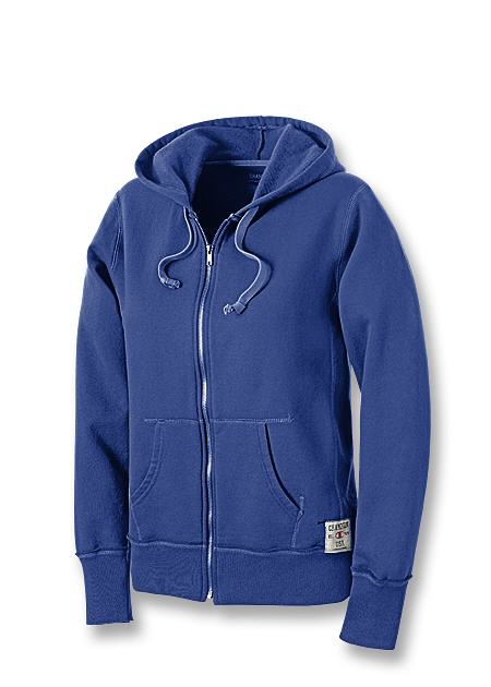 Champion Women's Home Field Full Zip Fleece Jacket
