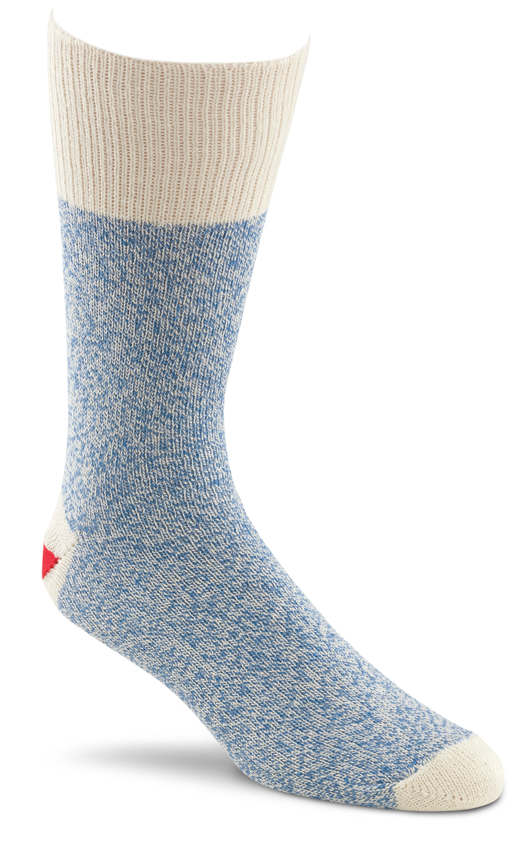 Fox River Original Rockford Red Heel® Adult Monkey Crew Socks - Best Seller!