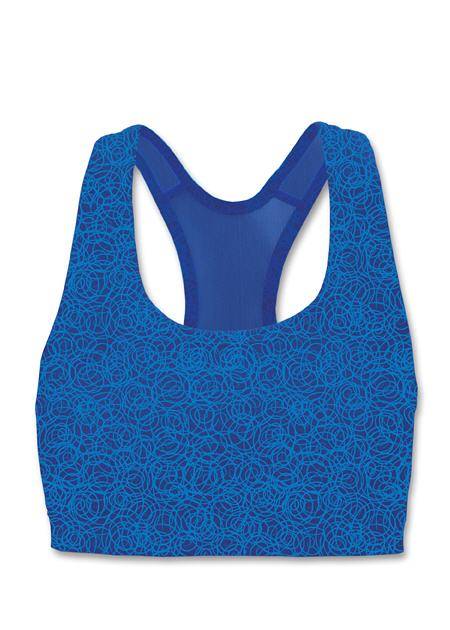 Champion Double Dry® Modern Fitness Sports Bra
