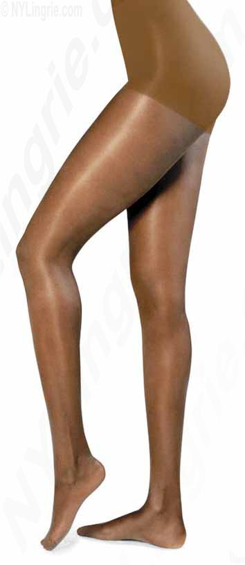 L'eggs Brown Sugar Ultra Ultra Sheer Non-Control Top Pantyhose
