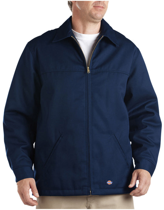 Dickies Mens Hip Length Twill Jacket