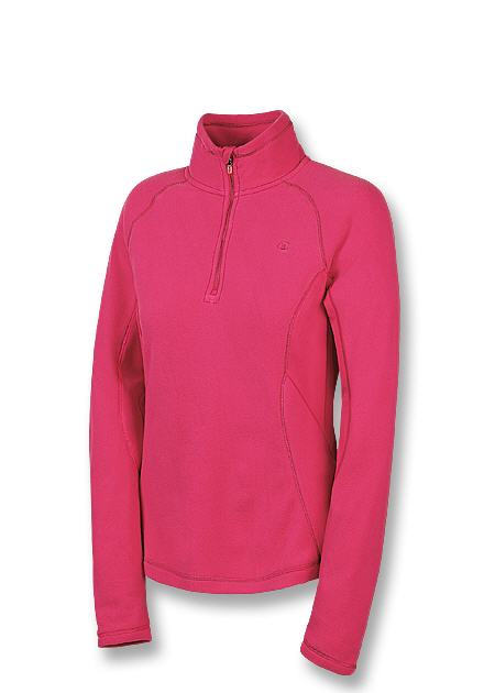Champion Double Dry Micro-Tech Fleece Quarter-Zip Women's Jacket