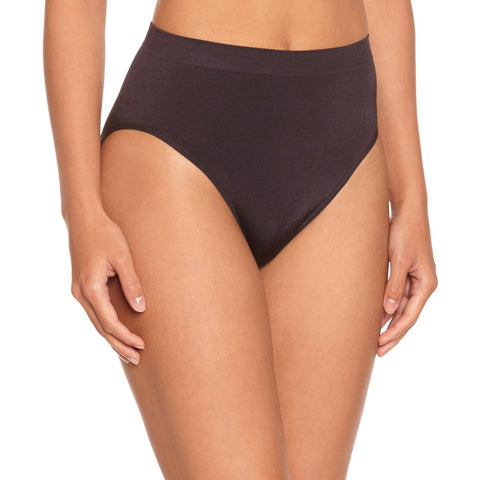 Maidenform Women`s Everyday Value Control Hi Cut Brief 2-Pack