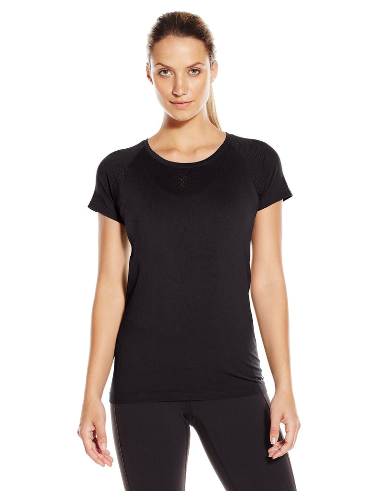 Champion Vapor® Women`s Seamless Mesh Tee