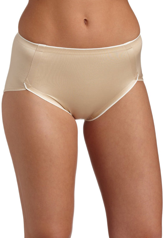 Flexees Women`s Decadence Control Hi-Cut Brief