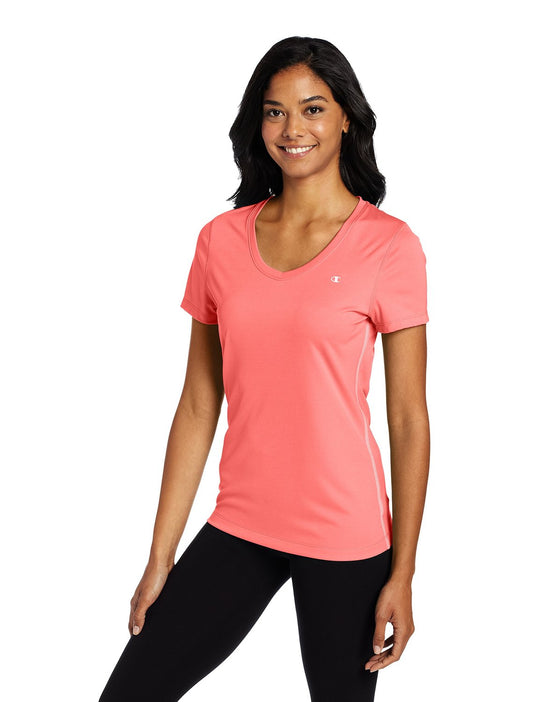 Champion Vapor PowerTrain Short Sleeve Women's Tee