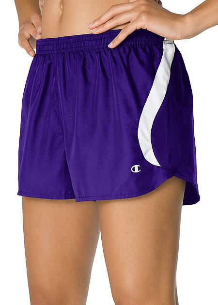 Champion Double Dry+ Sprint Women's Shorts