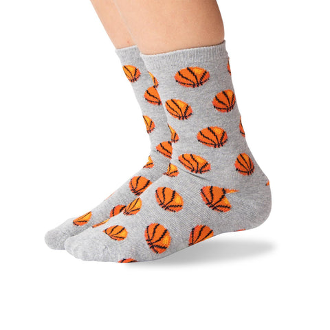 Hot Sox Kids Basketball Crew Socks
