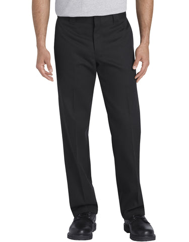 Dickies Mens FLEX Slim Fit Tapered Leg Work Pants