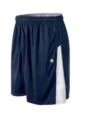 "Champion Men's Double Dry Short - 8"" With Pockets"