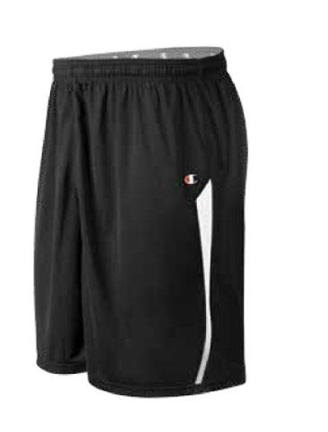 "Champion Men's Double Dry Short - 10"" With Insert"