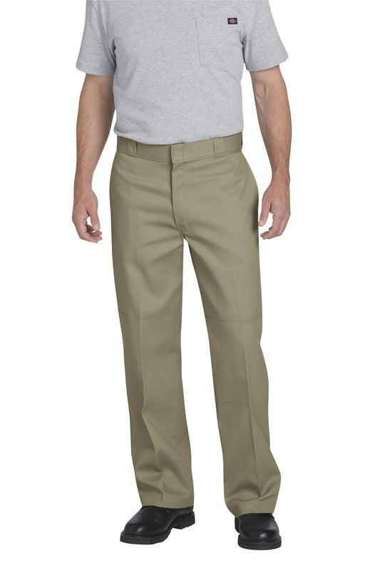 Dickies Mens Loose Fit Double-Knee Work Pant
