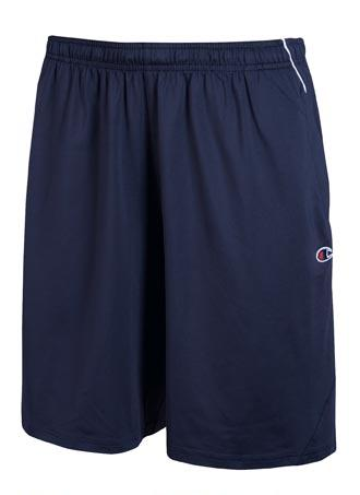 "Champion Men's All-Star Double Dry 10"" Stretch Short W/Pockets"
