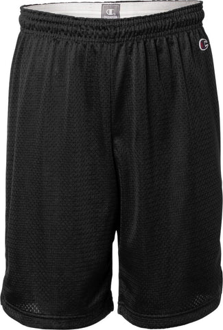 Champion Poly Long Mesh Shorts 9""