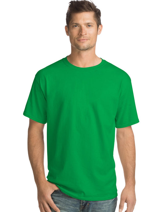 Hanes Heavyweight 5.2 oz ComfortSoft Cotton T-shirt