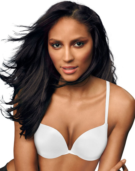 Maidenform Love the Lift™ Women`s Push Up & In Fishnet Demi Bra