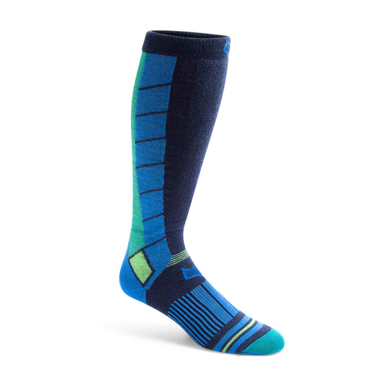 Fox River Womens Grenoble Lightweight Over-the-Calf Socks