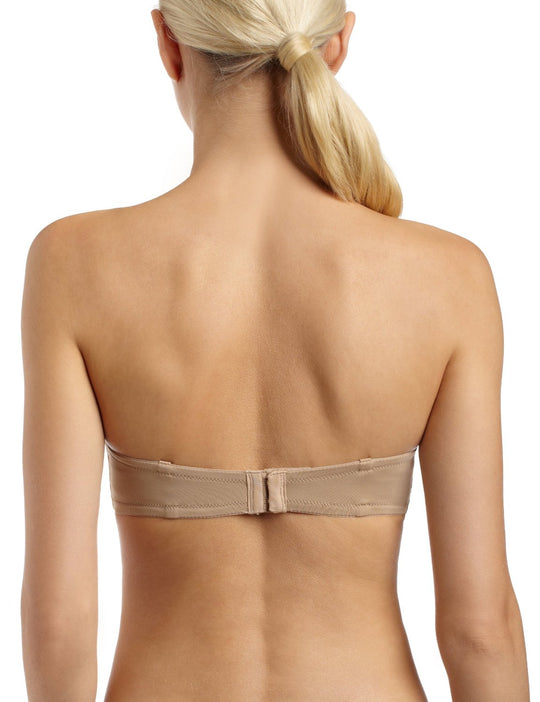 Maidenform Women`s One Fabulous Fit Strapless Bra With Convertible Straps