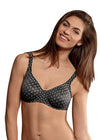 Rosa Faia Womens Twin Art Full Figure Underwired Bra