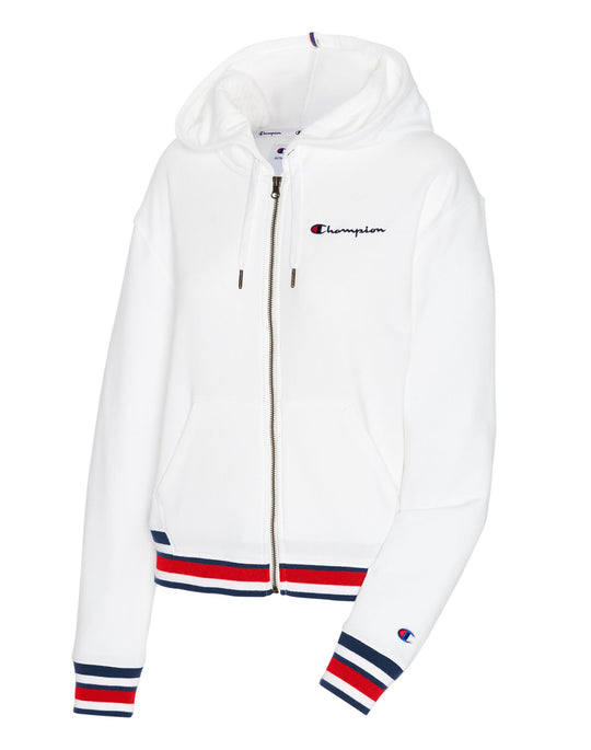Champion Womens Campus French Terry Zip Hoodie