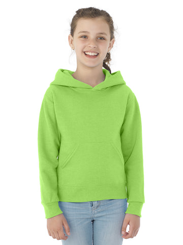 Jerzees Youth NuBlend Pull Over Hooded Sweatshirt