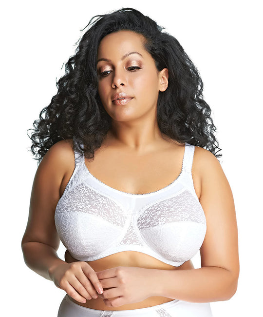 Goddess Women`s Adelaide Plus-Size Underwired Full Cup Bra