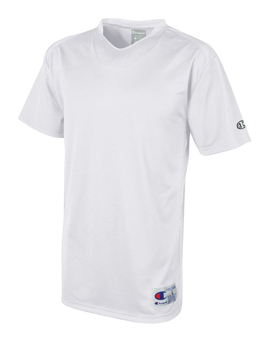 Champion Men's and Youth Baseball Wheel House Double Dry Short Sleeve V-Neck Jersey