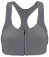 Champion Double Dry Zip Tech Maximum Control Sports Bra