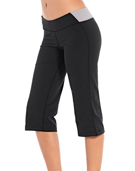Champion Double Dry® Cotton Women's Fitness Capris