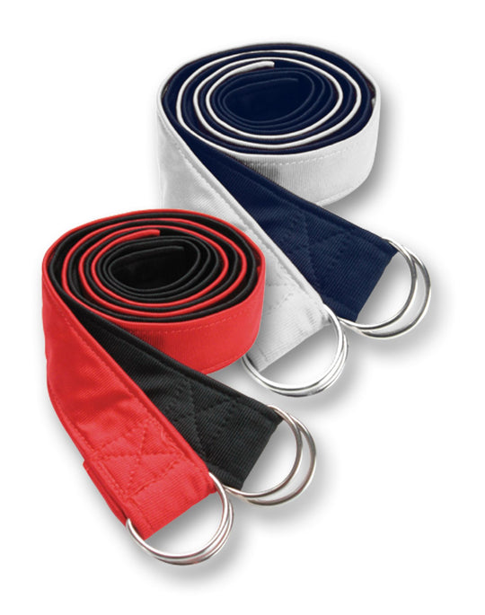Champion Men's Football D-Ring Belt